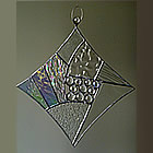 Abstract sun catcher